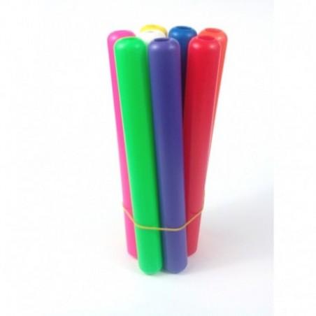 Pałeczka sztafetowa plastikowa SENIOR