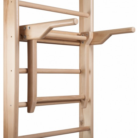 Drewniane poręcze do drabinek gimnastycznych inSPORTline Tsibic